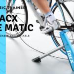 Tacxの固定ローラーBlueMaticのインプレ