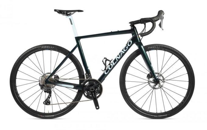 コルナゴから新型グラベルロードG3-Xが2020年モデルとして登場