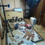 サーヴェロ「S5」を組む!初日:検品、重量測定、ガラスコーティング