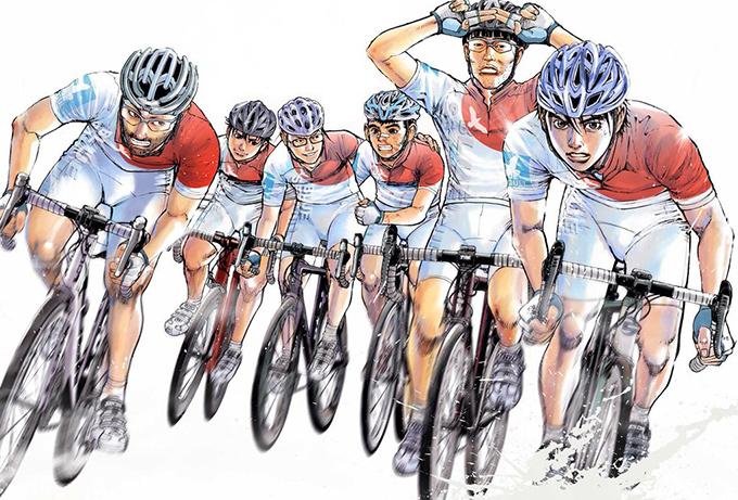 流れ星か、路傍の石か、無数の「かもめ」たちへの賛歌──珠玉の自転車漫画『かもめ☆チャンス』の感想と評価──